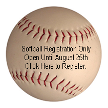 Click here to register for the Softball event
